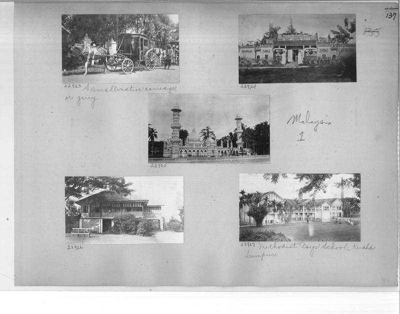 Mission Photograph Album - Malaysia #1 page 0137