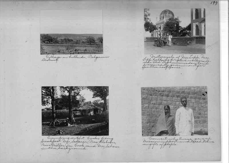 Mission Photograph Album - India - O.P. #01 Page 0197
