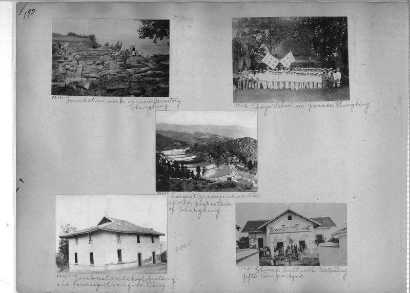 Mission Photograph Album - China #13 page 0190