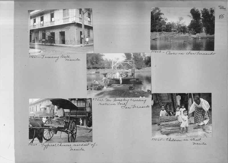 Mission Photograph Album - Philippines OP #01 page 0045