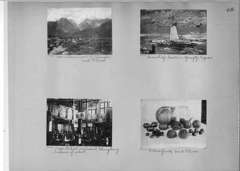 Mission Photograph Album - China #2 page  0045