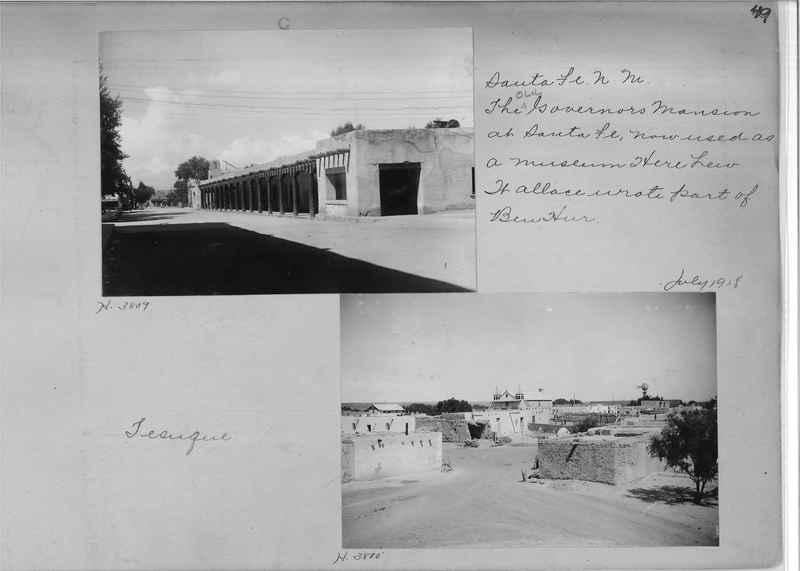 Mission Photograph Albums - Indians #1 page 0049