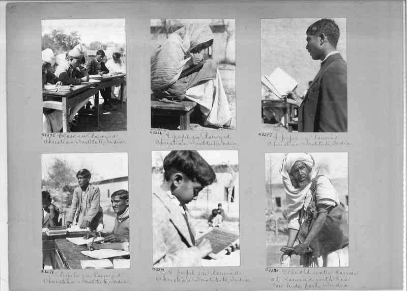 Mission Photograph Album - India #13 Page 0130