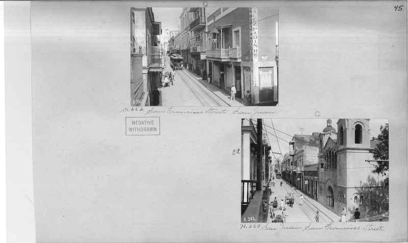 Mission Photograph Album - Puerto Rico #1 page 0045