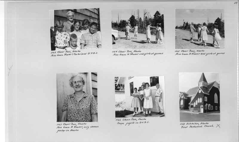 Mission Photograph Album - Alaska #2 page 0057