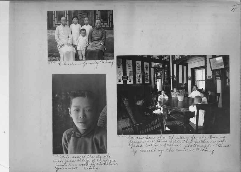 Mission Photograph Album - China #13 page 0011