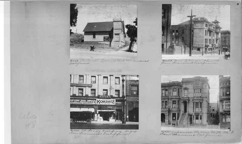 Mission Photograph Album - Cities #8 page 0003