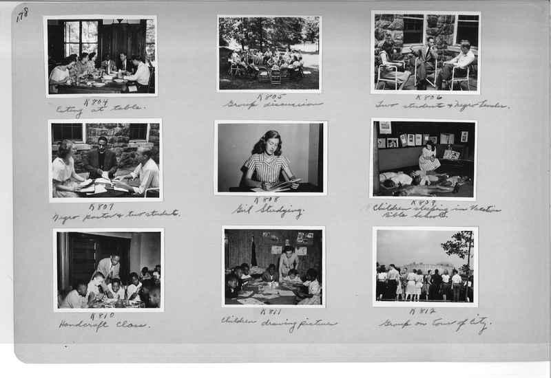 Mission Photograph Album - Cities #18 page 0178