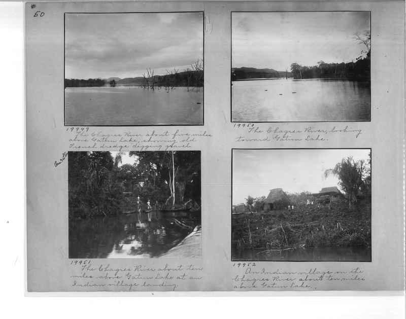 Mission Photograph Album - Panama #1 page  0050