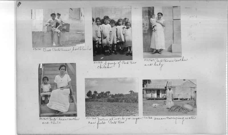 Mission Photograph Album - Puerto Rico #3 page 0158