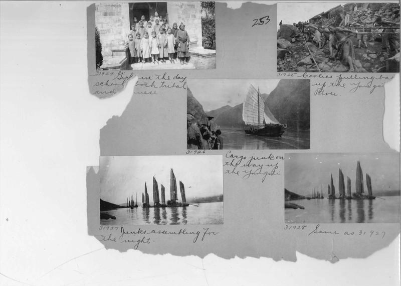 Mission Photograph Album - China #7 page 0253