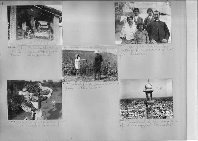 Mission Photograph Album - India #05_0016