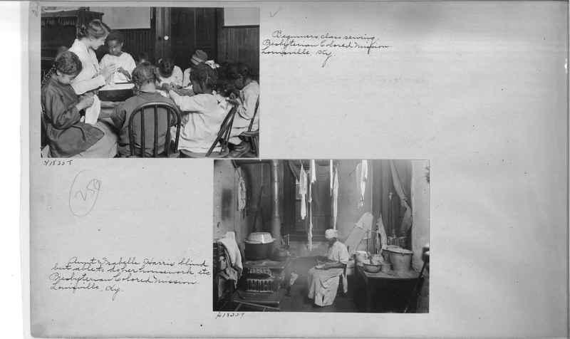 Mission Photograph Album - Negro #2 page 0260