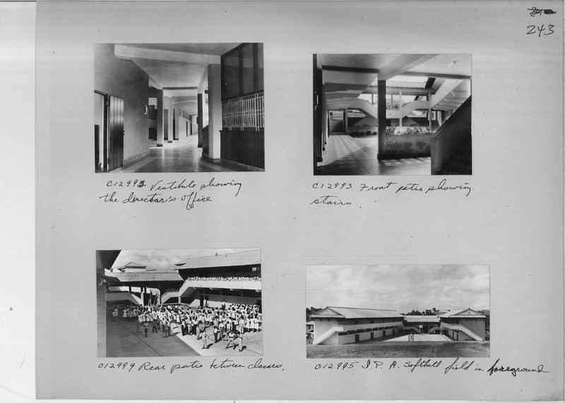 Mission Photograph Album - Panama #04 page 0243