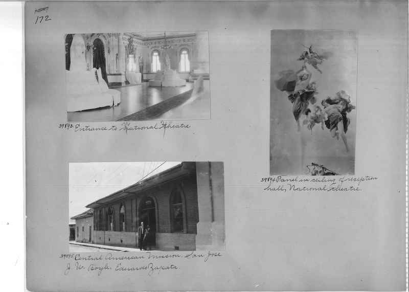 Mission Photograph Album - Panama #02 page 0172
