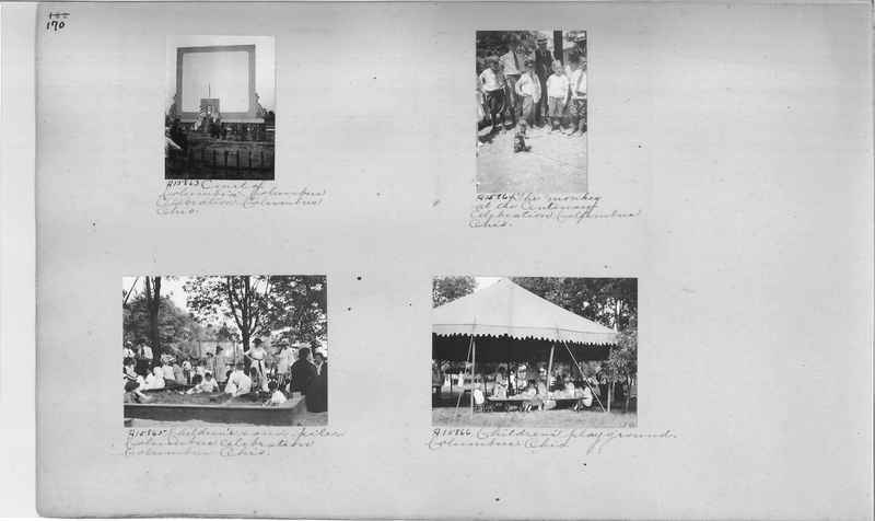 Mission Photograph Album - Cities #8 page 0170