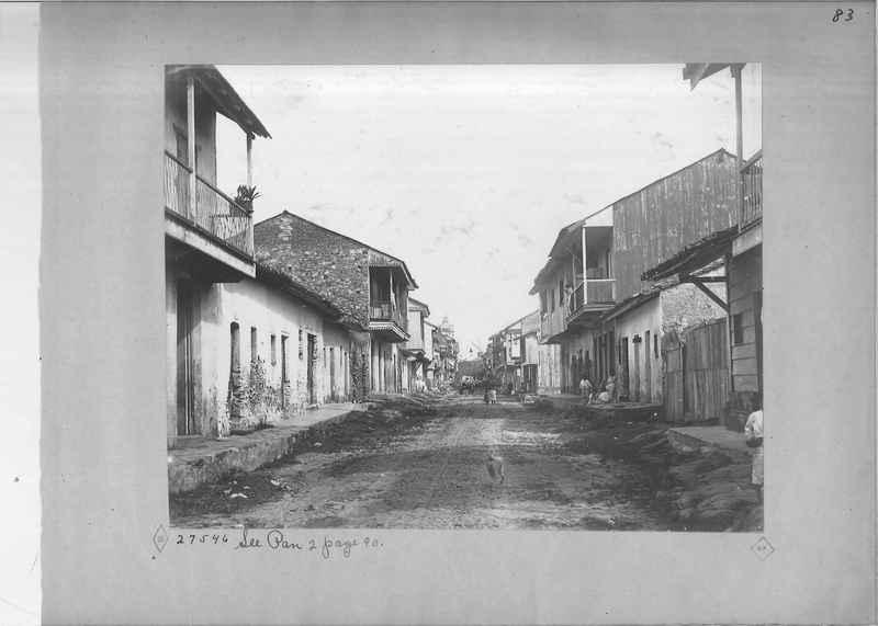 Mission Photograph Album - Panama OP #01 0083