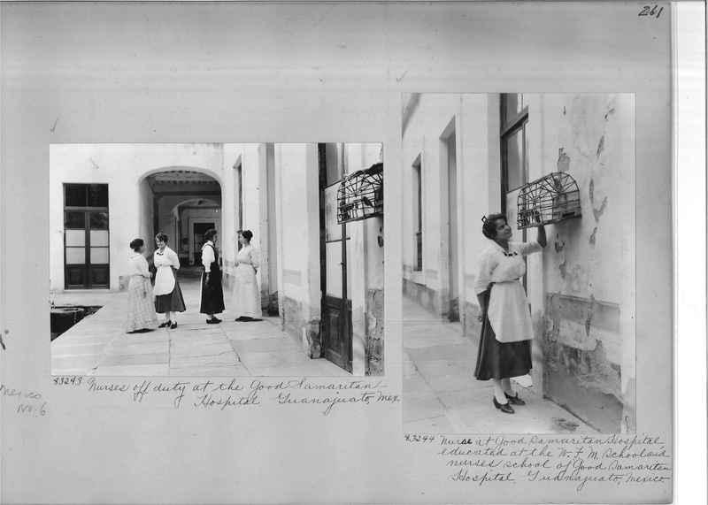 Mission Photograph Album - Mexico #06 page 0261