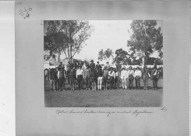 Mission Photograph Album - South America O.P. #2 page 0208