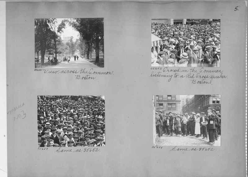 Mission Photograph Album - America #3 page 0005