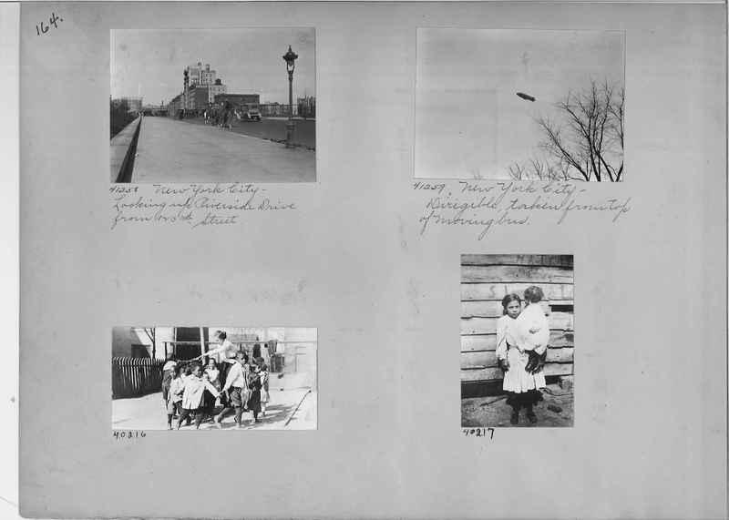 Mission Photograph Album - America #3 page 0164