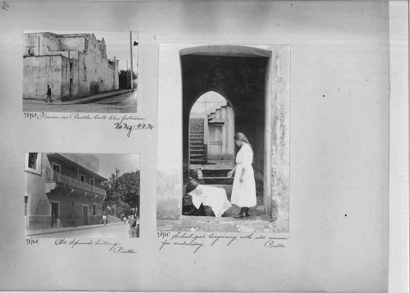 Mission Photograph Album - Mexico #06 page 0048