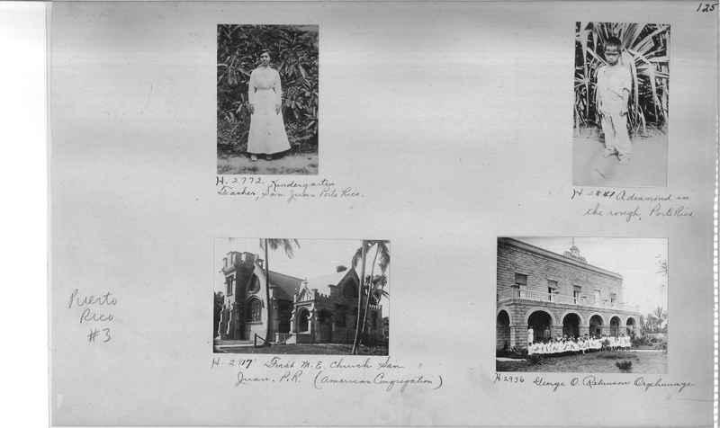 Mission Photograph Album - Puerto Rico #3 page 0125