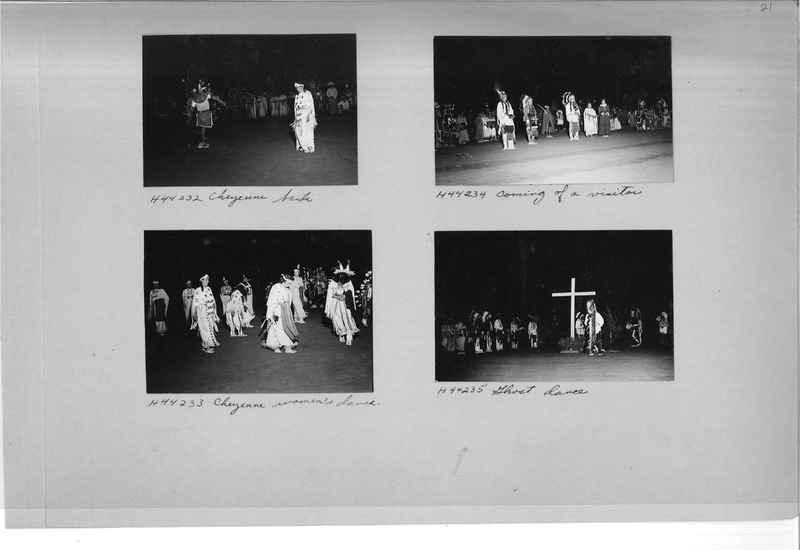 Mission Photograph Albums - Indians #3 Page_0021