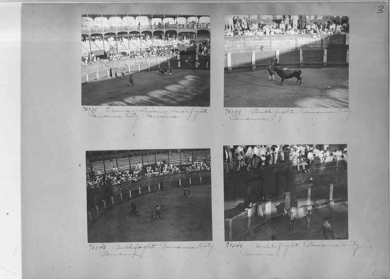Mission Photograph Album - Panama #03 page 0003
