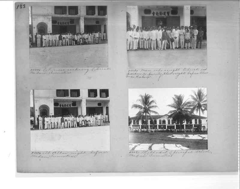 Mission Photograph Album - Malaysia #5 page 0188