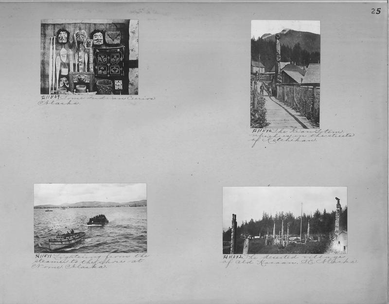Mission Photograph Album - Alaska #1 page 0025