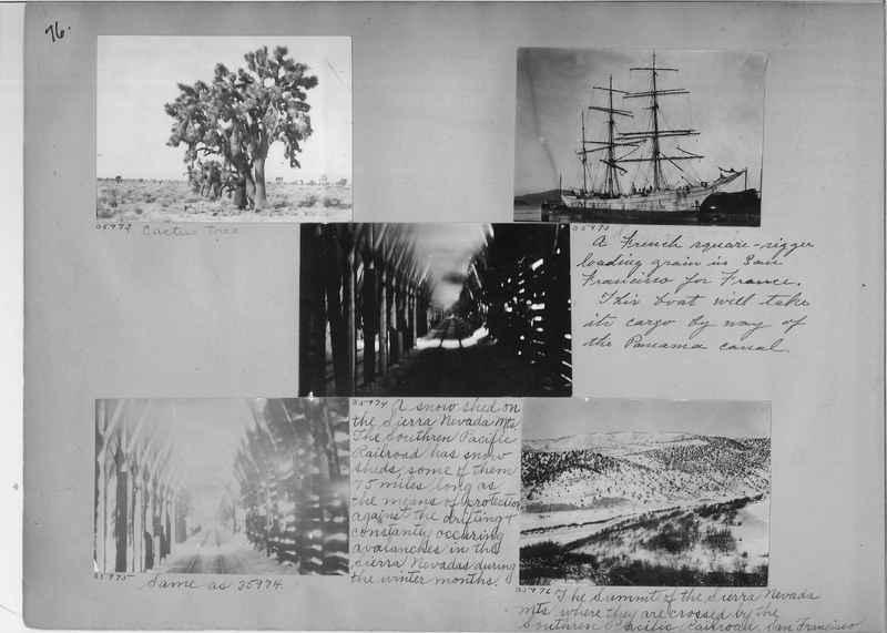 Mission Photograph Album - America #3 page 0076
