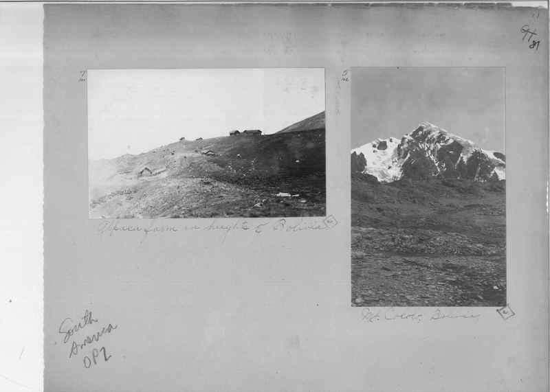 Mission Photograph Album - South America O.P. #2 page 0081