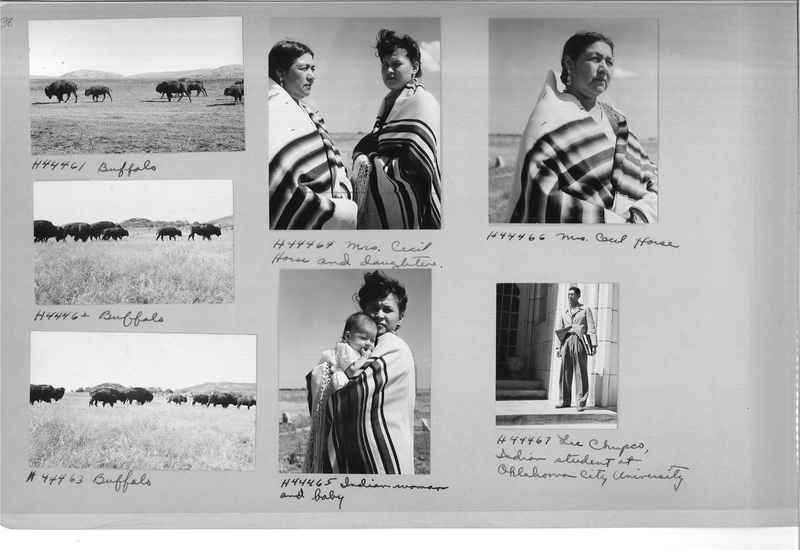 Mission Photograph Albums - Indians #3 Page_0038