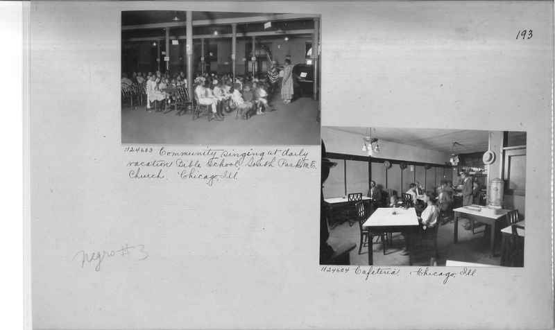 Mission Photograph Album - Negro #3 page 0193