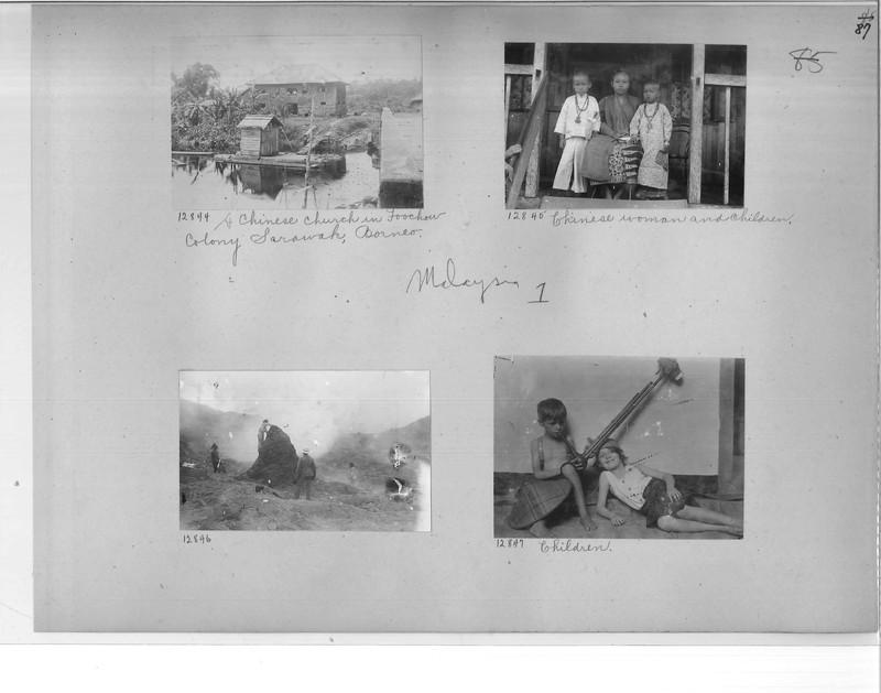 Mission Photograph Album - Malaysia #1 page 0087