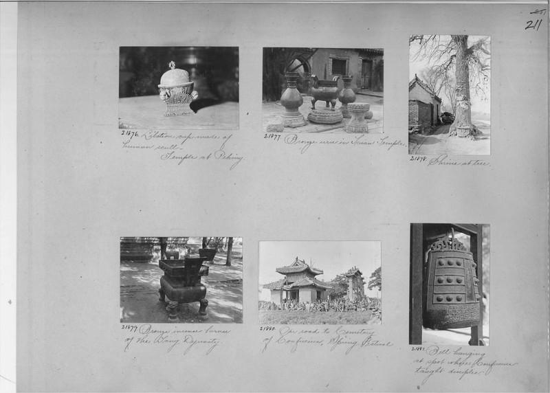 Mission Photograph Album - China #6 page 0211