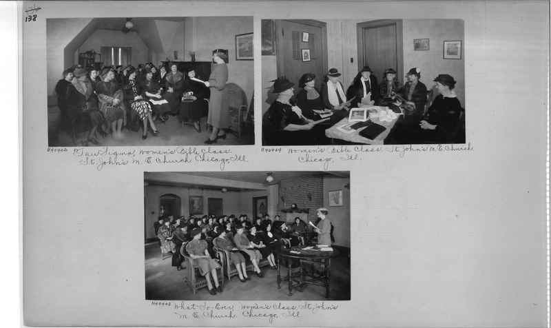 Mission Photograph Album - Religious Education #1 page 0138