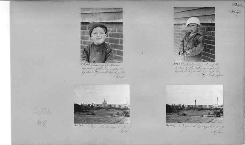 Mission Photograph Album - Cities #8 page 0209