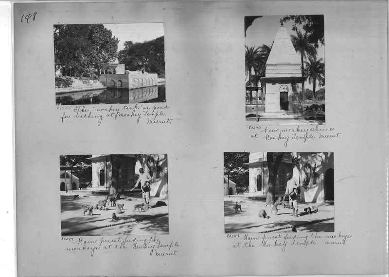 Mission Photograph Album - India #09 Page 0148