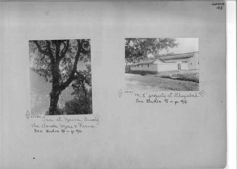 Mission Photograph Album - India - O.P. #01 Page 0123