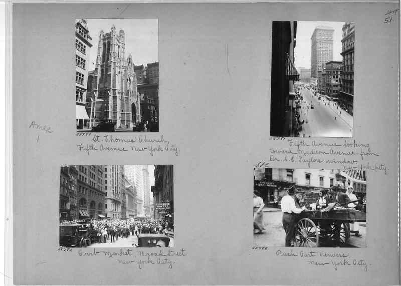 Mission Photograph Album - America #1 page 0051