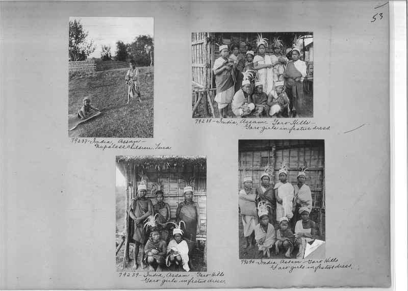 Mission Photograph Album - India #09 Page 0053