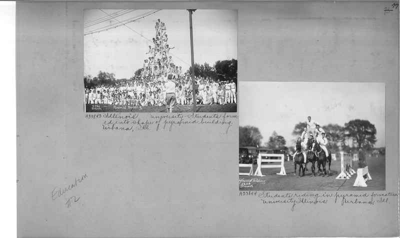 Mission Photograph Album - Education #2 page 0077