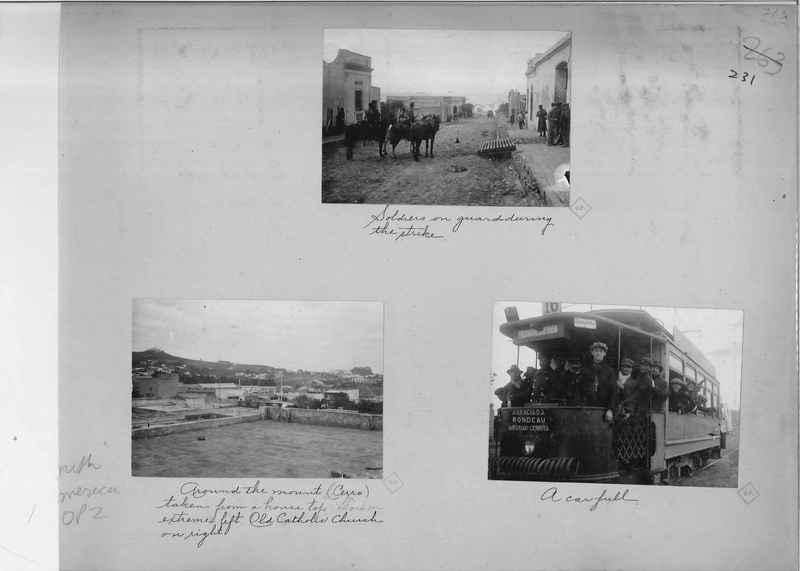 Mission Photograph Album - South America O.P. #2 page 0231