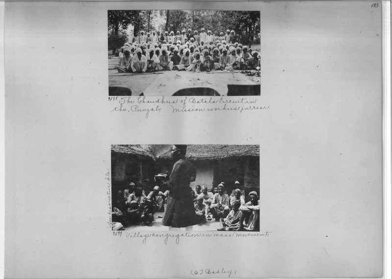 Mission Photograph Album - India #01 page 0183