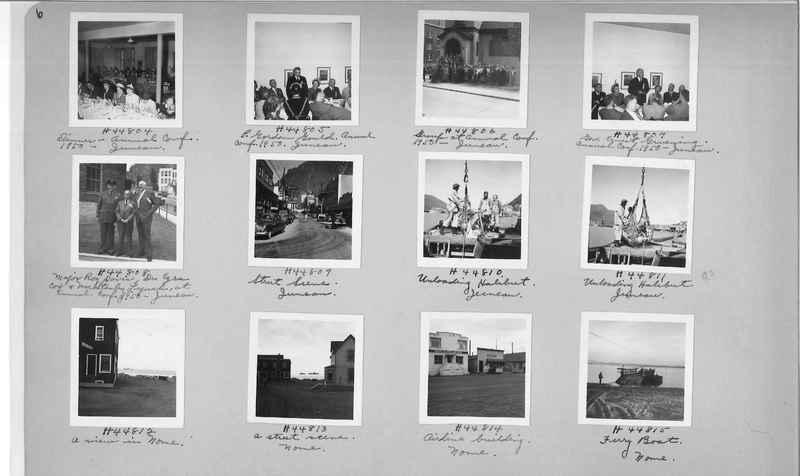 Mission Photograph Album - Alaska #2 page 0006