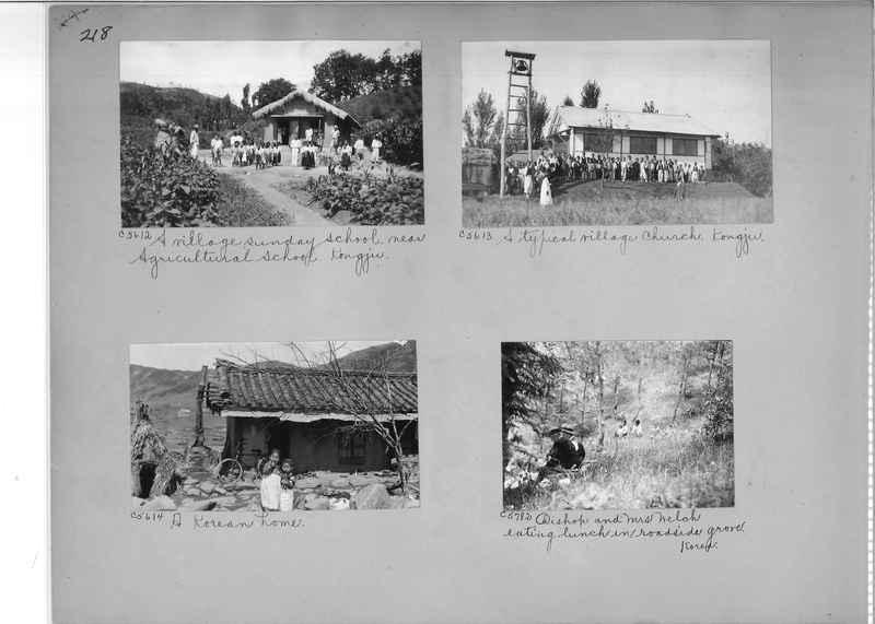 Mission Photograph Album - Korea #5 page 0218