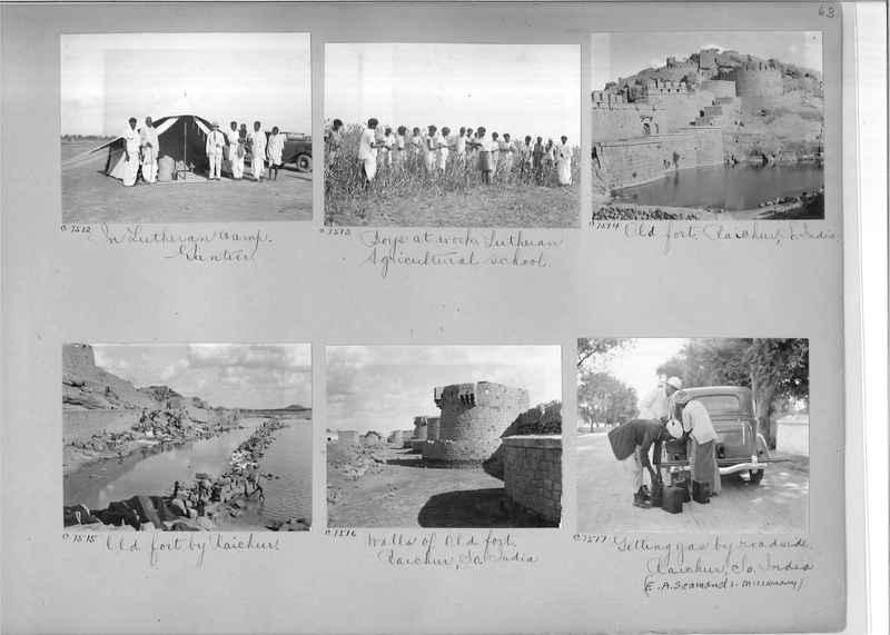 Mission Photograph Album - India #13 Page 0063