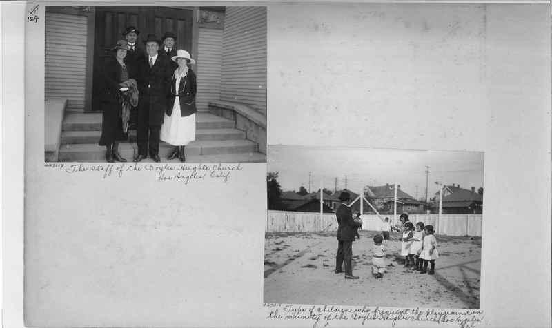 Mission Photograph Album - Cities #12 page 0124